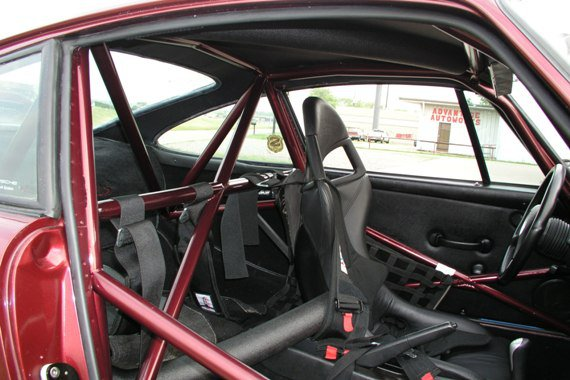 Mid Ohio Sportscar Course >> Roll Cage Fabrication   Topp Racing