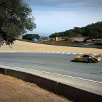 Jeff Mosing at Laguna Seca