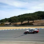 David Baker at Laguna Seca